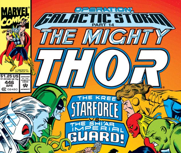 Thor (1966) 446