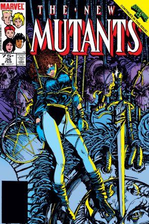 New Mutants  #36