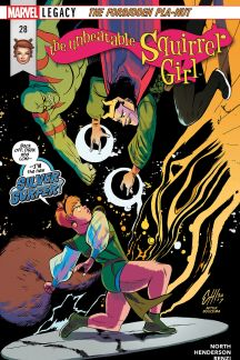 The Unbeatable Squirrel Girl #28