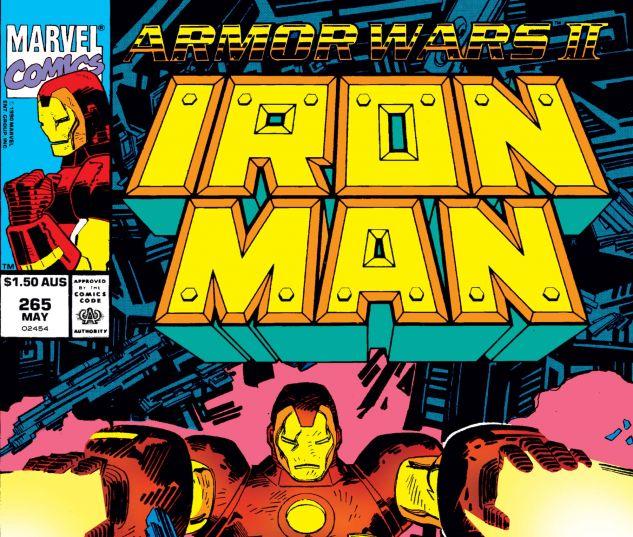 Iron Man (1968) #265