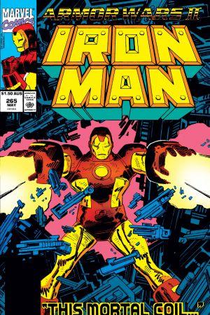Iron Man #265
