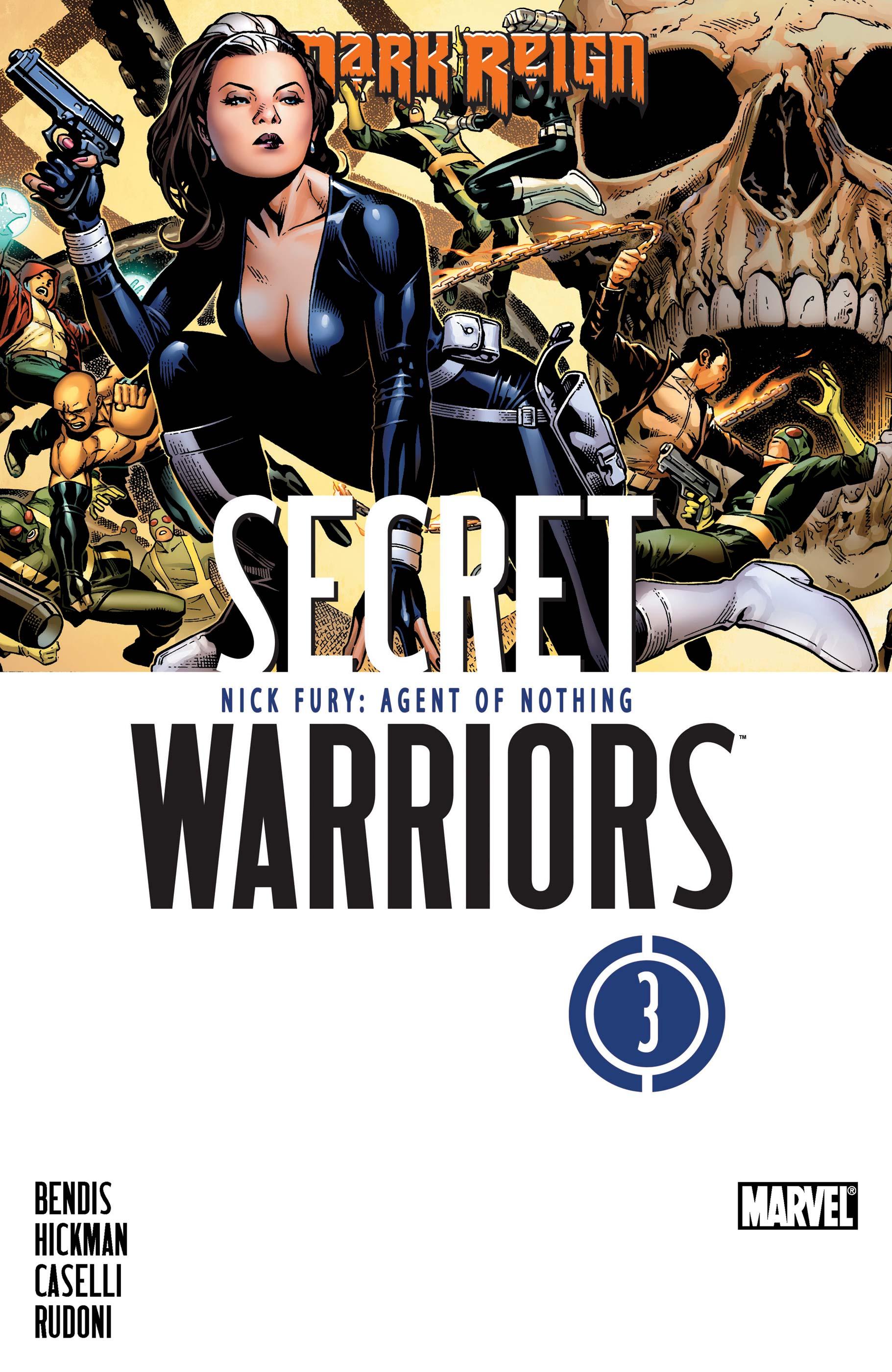 Secret Warriors (2008) #3