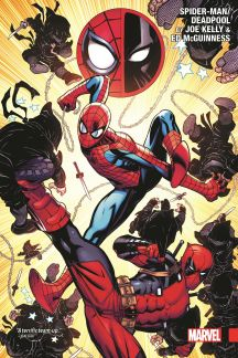 Spider-Man/Deadpool by Kelly & McGuinness (Hardcover)