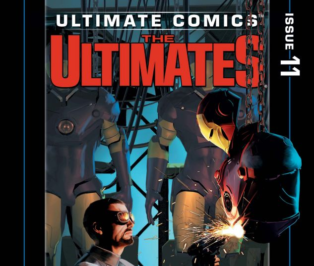 ULTIMATE COMICS ULTIMATES (2011) #11