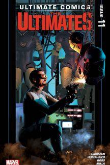 Ultimate Comics Ultimates  (2011) #11