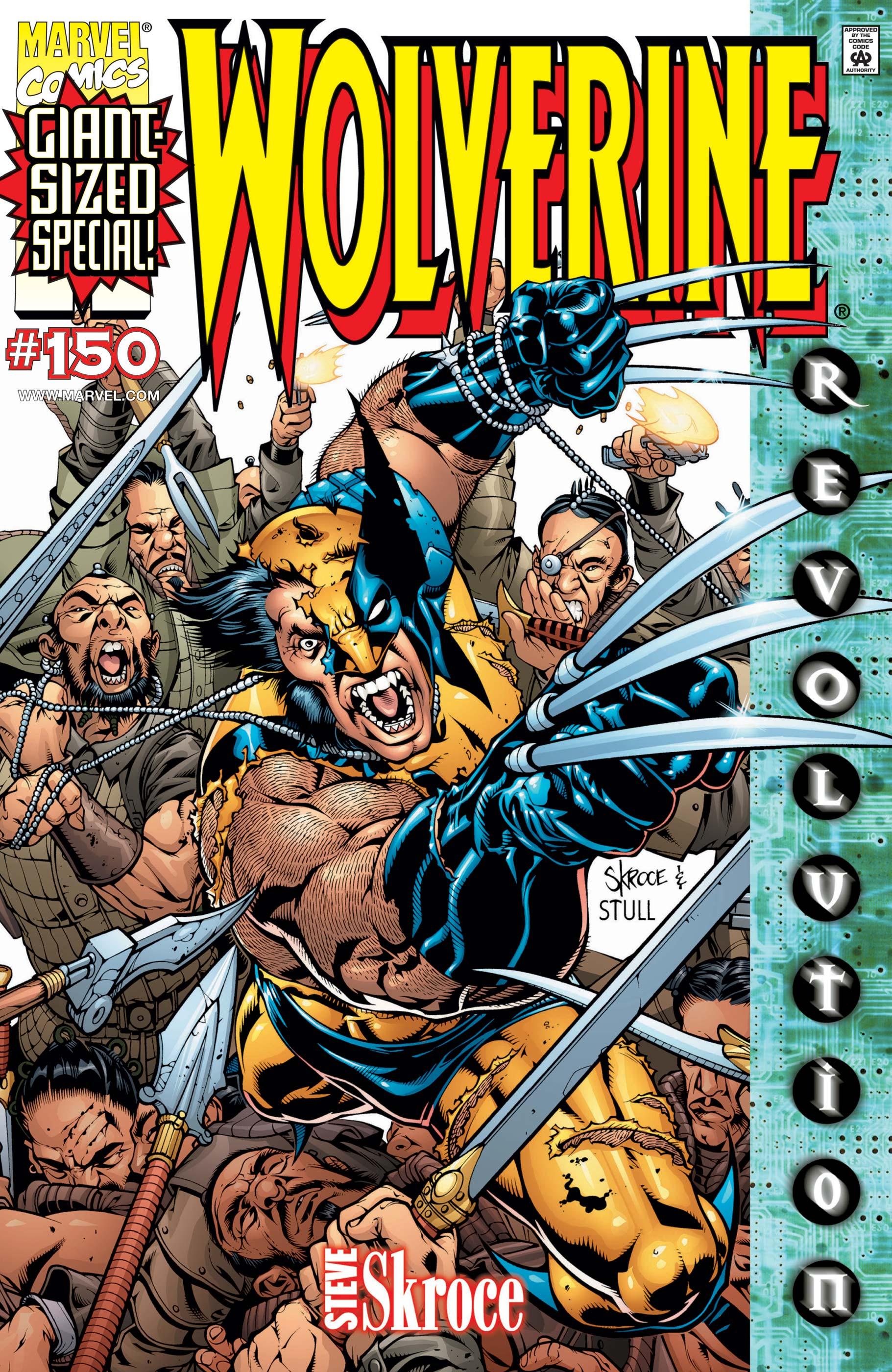Wolverine (1988) #150