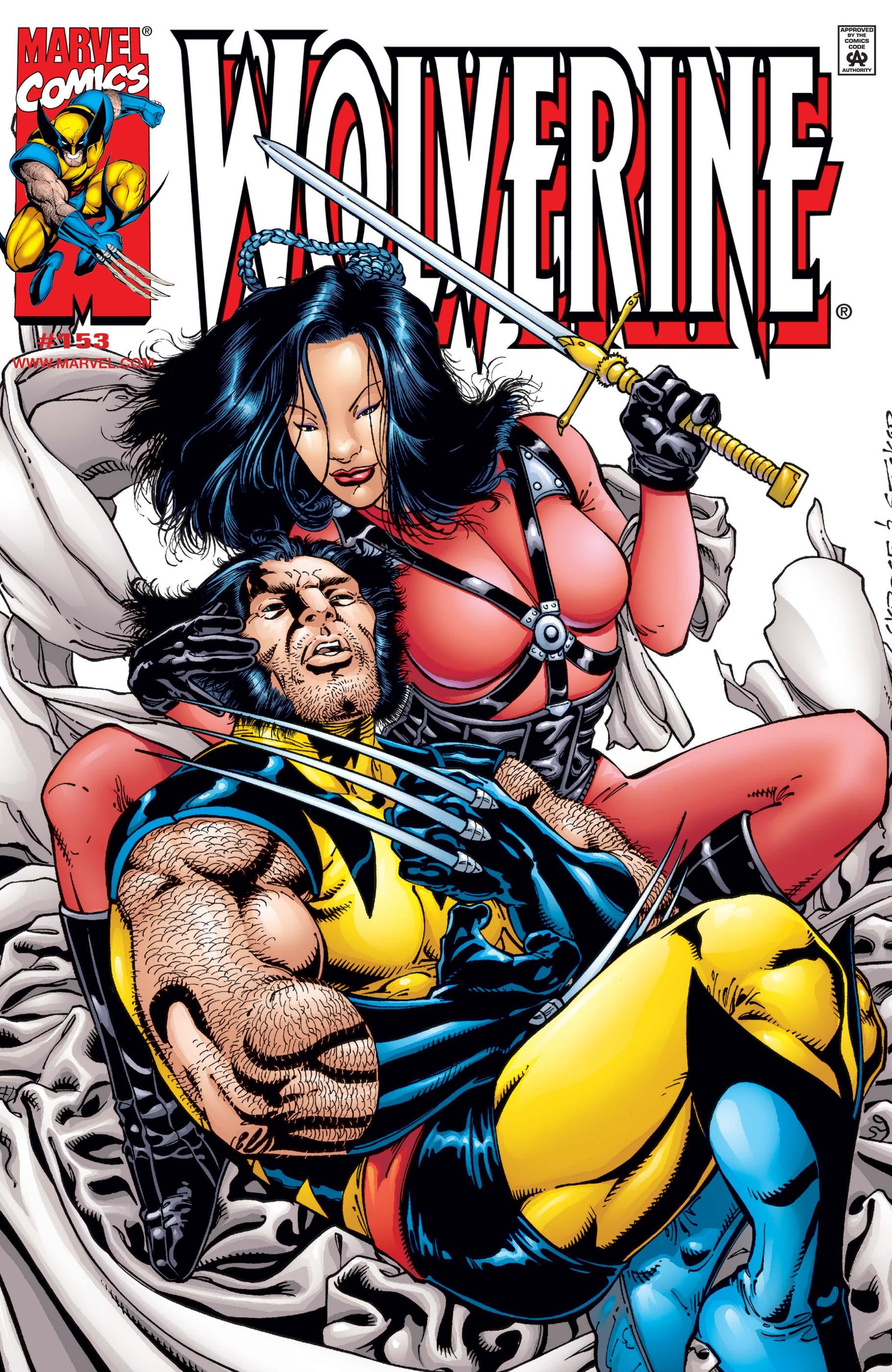Wolverine (1988) #153