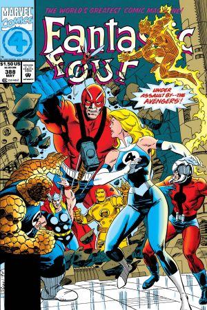 Fantastic Four #388