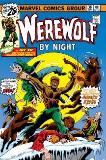 Werewolf By Night #38