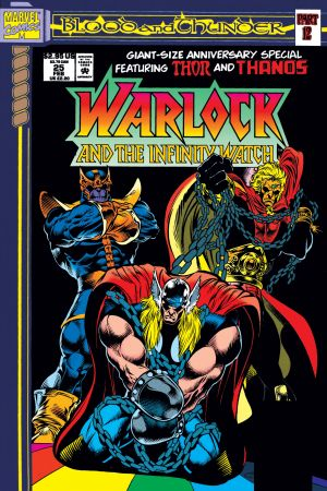 Warlock and the Infinity Watch #25