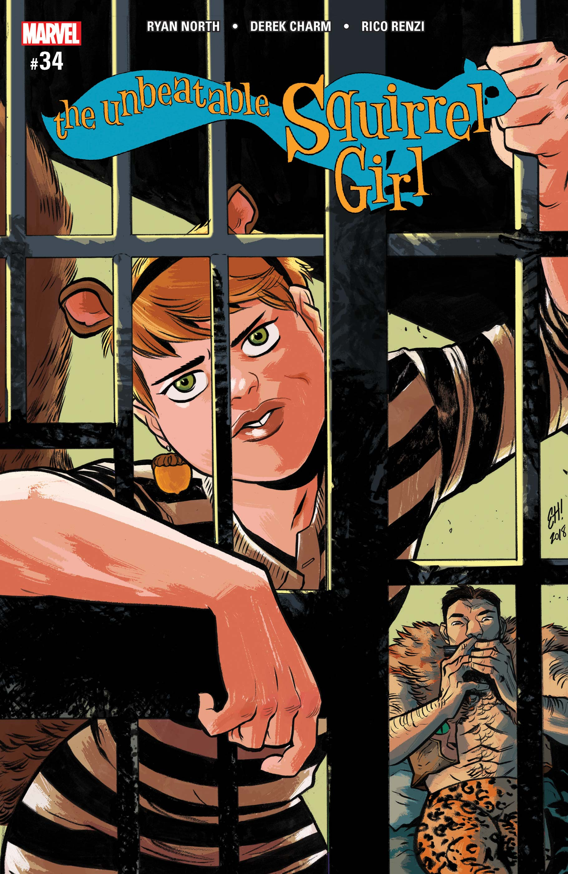 The Unbeatable Squirrel Girl (2015) #34
