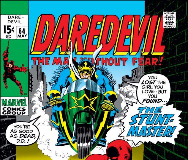 DAREDEVIL (1964) #64