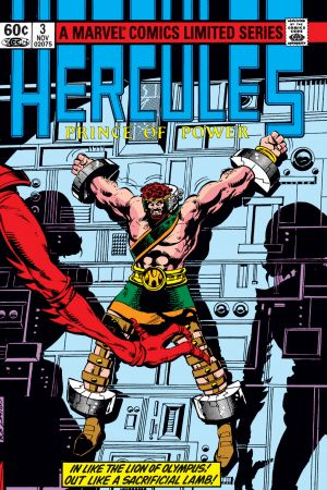 Hercules: Prince of Power #3