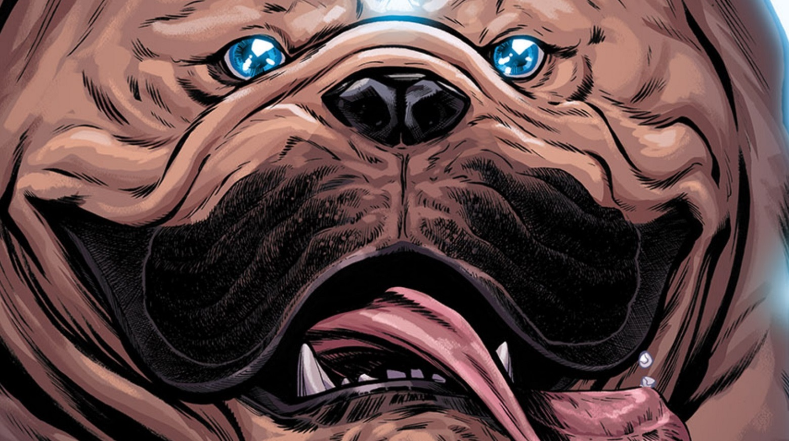 Lockjaw Gets Unleashed on Marvel Unlimited