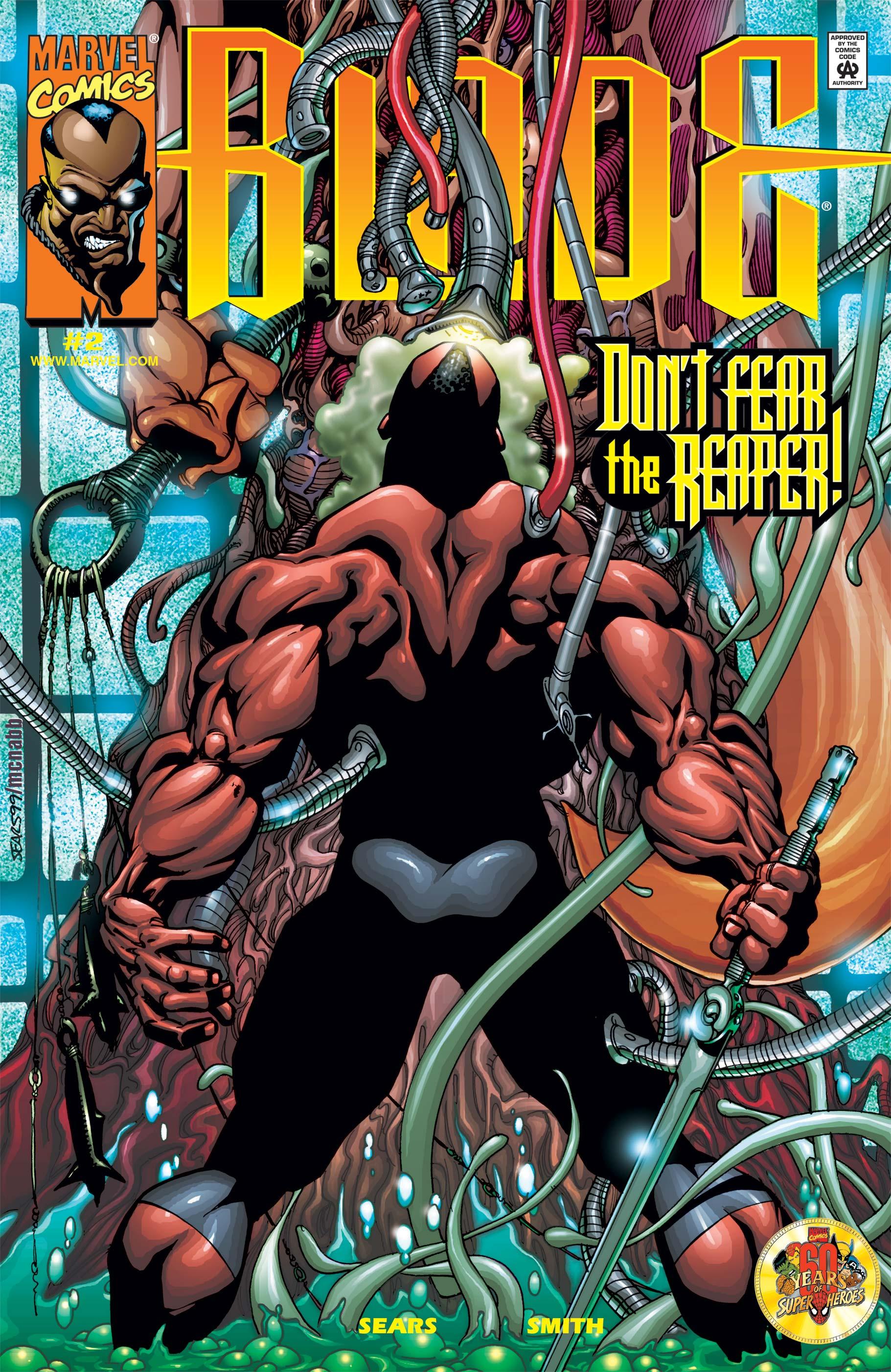 Blade: Vampire Hunter (1999) #2