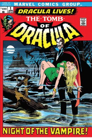 TOMB OF DRACULA OMNIBUS VOL. 1 HC [NEW PRINTING] (Hardcover)