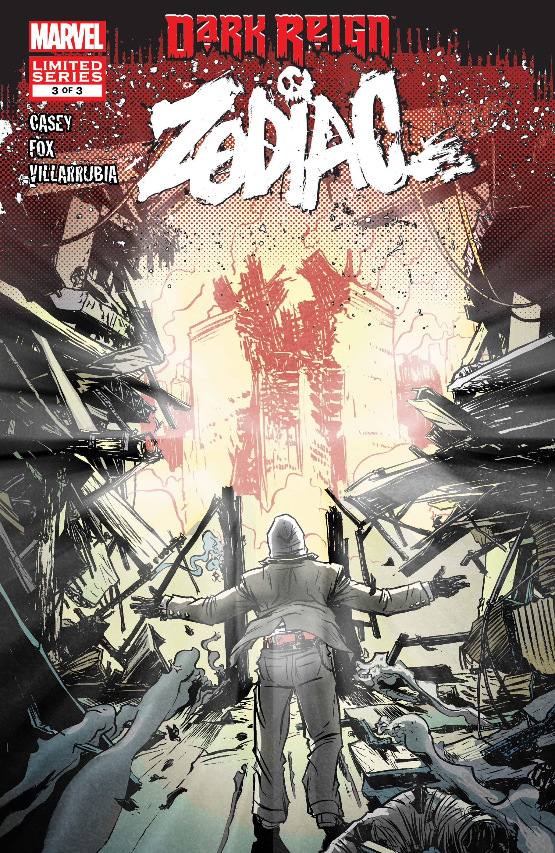 Dark Reign: Zodiac (2009) #3
