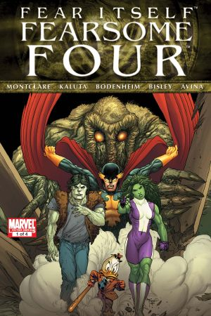Fear Itself: Fearsome Four #1