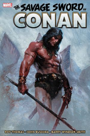 Savage Sword Of Conan: The Original Marvel Years Omnibus Vol. 1  (Hardcover)