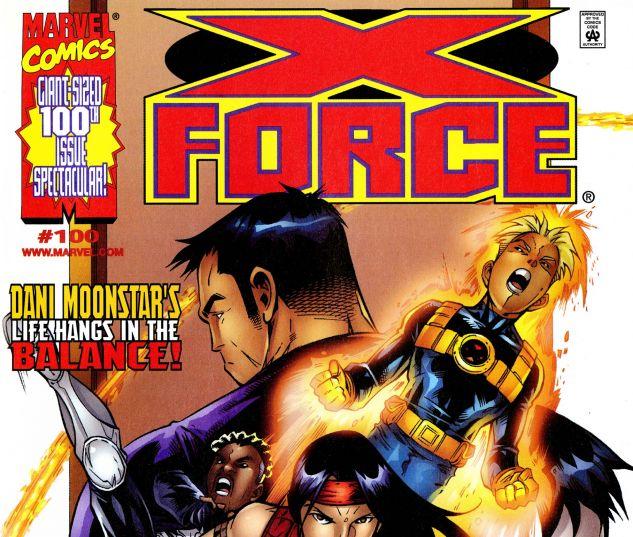 X-Force (1991) #100