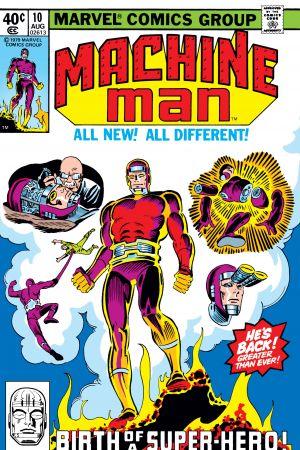 Machine Man (1978) #10