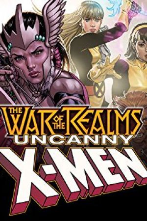 War of the Realms: Uncanny X-Men (2019)