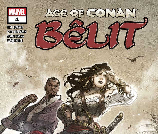Age of Conan: Belit #4