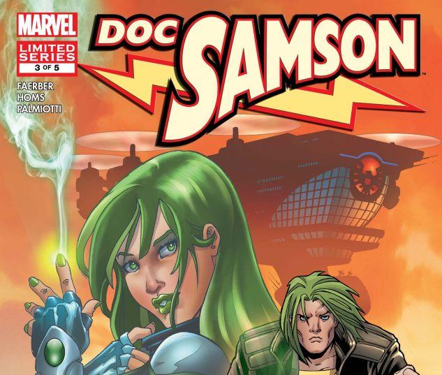 DOC SAMSON (2006) #3