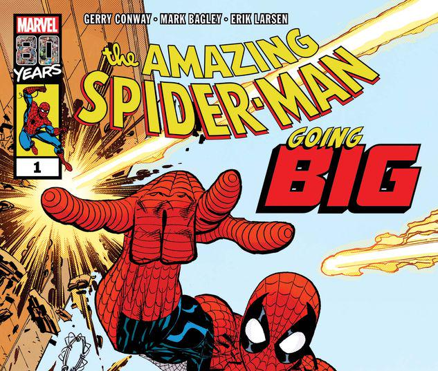 AMAZING SPIDER-MAN: GOING BIG 1 #1