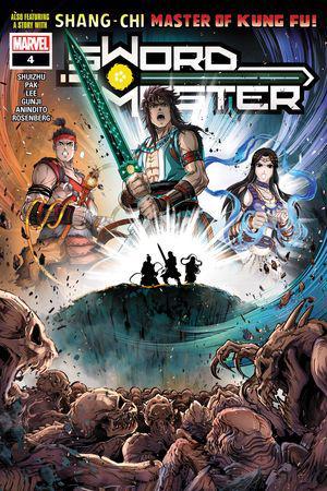 Sword Master #4