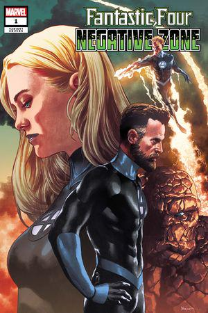 Fantastic Four: Negative Zone (2019) #1 (Variant)
