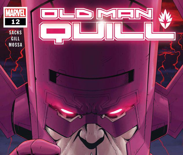 Old Man Quill #12