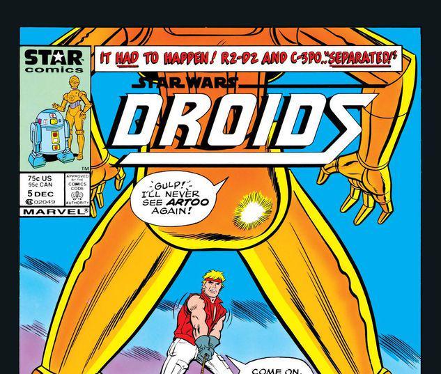 Star Wars: Droids #5