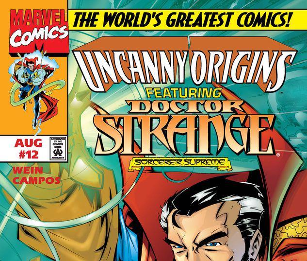 Uncanny Origins #12