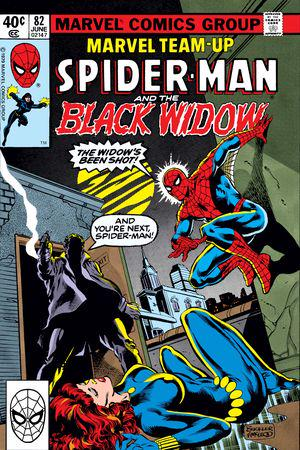 Marvel Team-Up (1972) #82