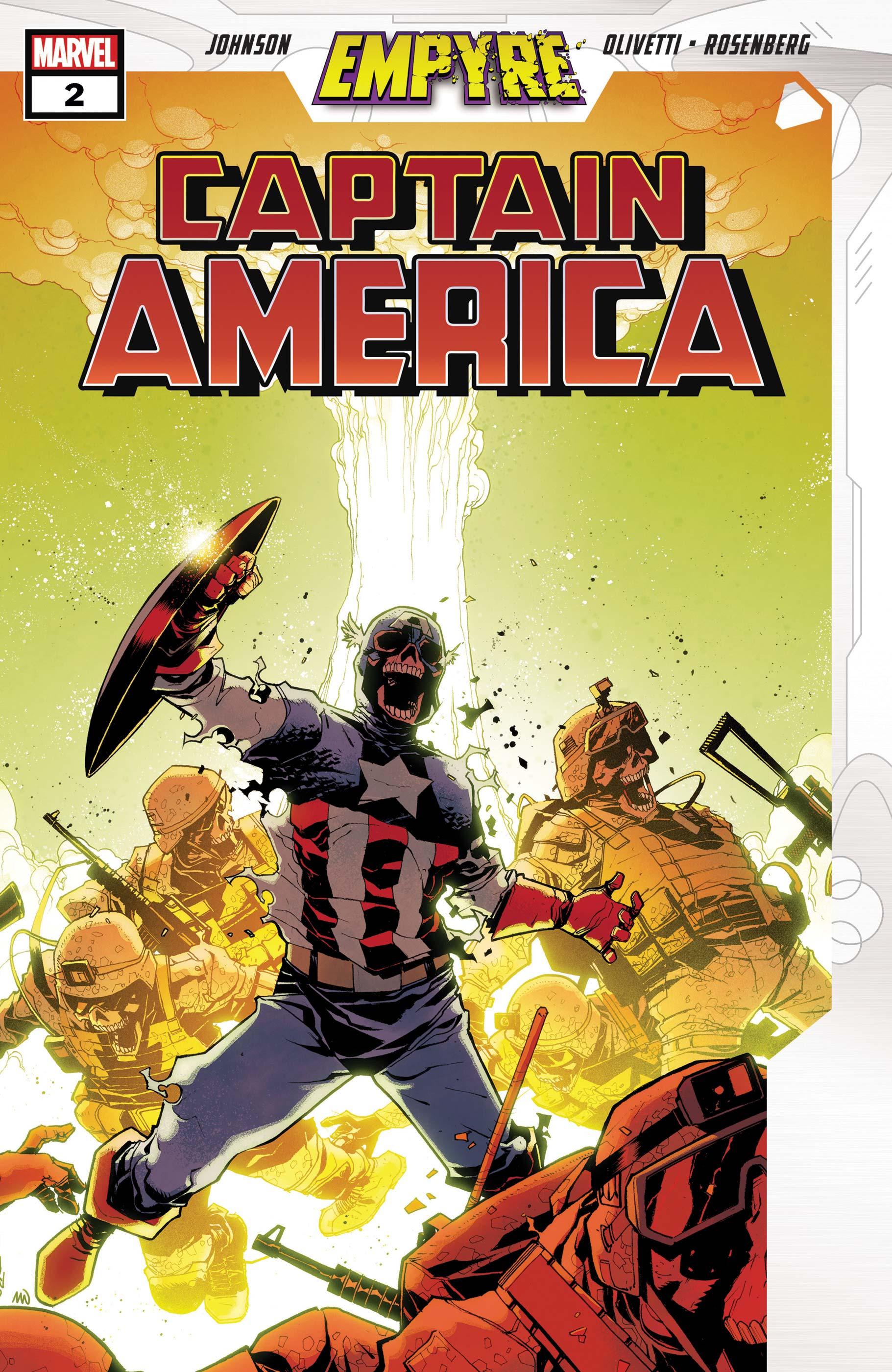 Empyre: Captain America (2020) #2