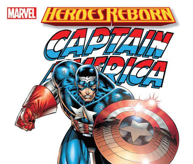 HEROES REBORN: CAPTAIN AMERICA TPB #1