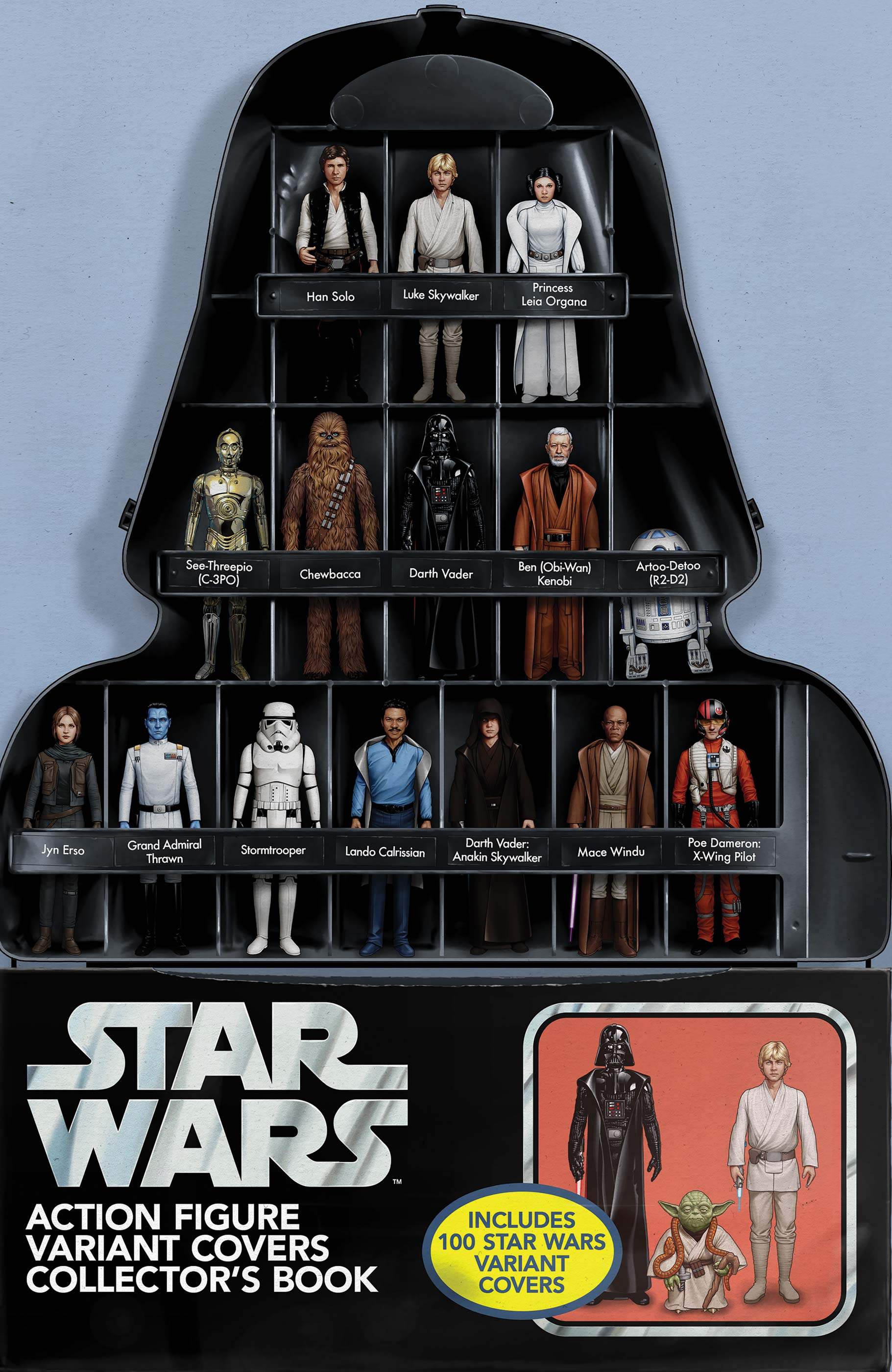 Star Wars: The Action Figure Variant Covers (2020) #1 (Variant)