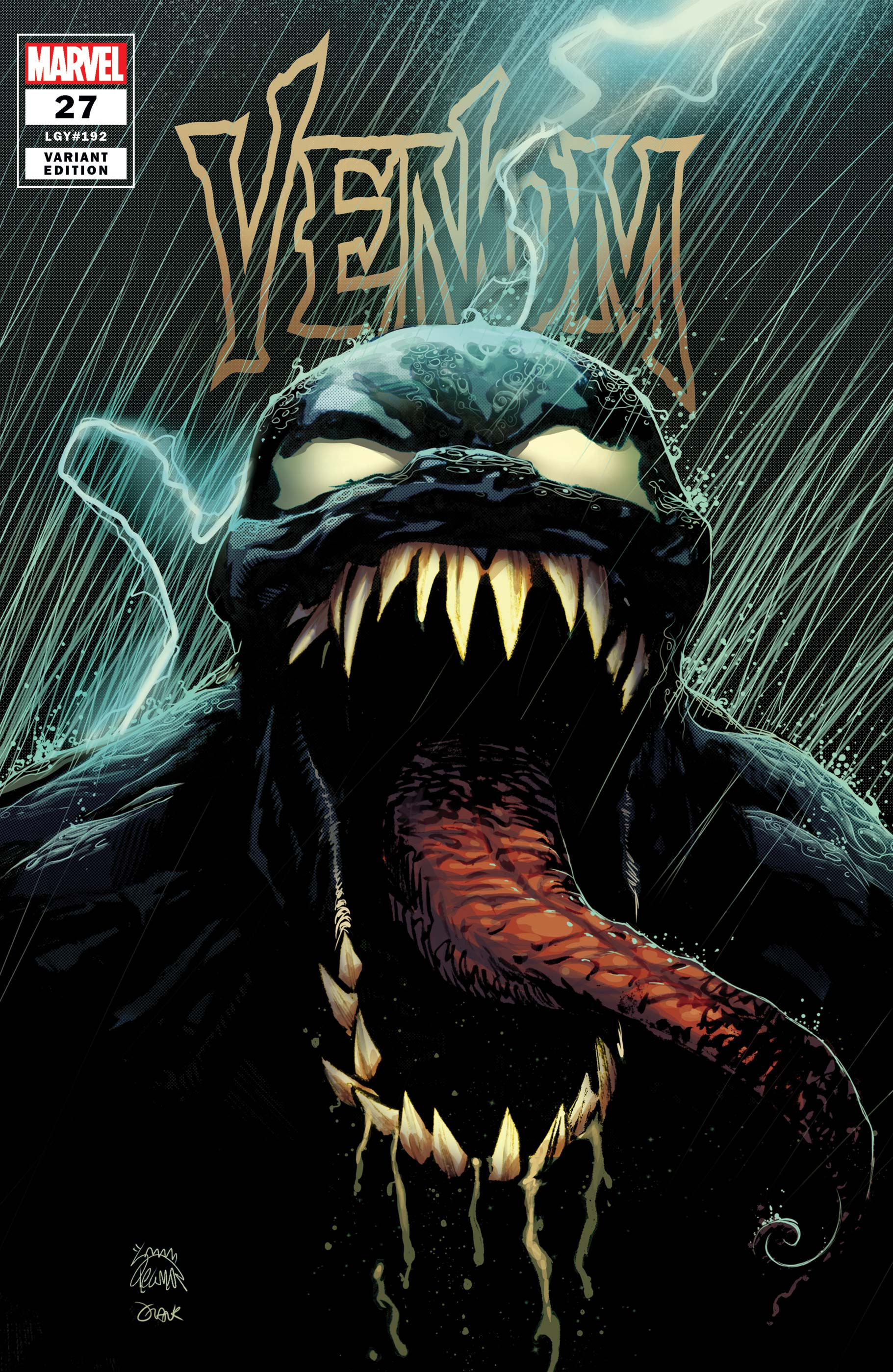 Venom (2018) #27 (Variant)