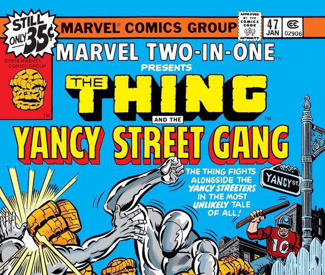 Marvel Two-in-One #47