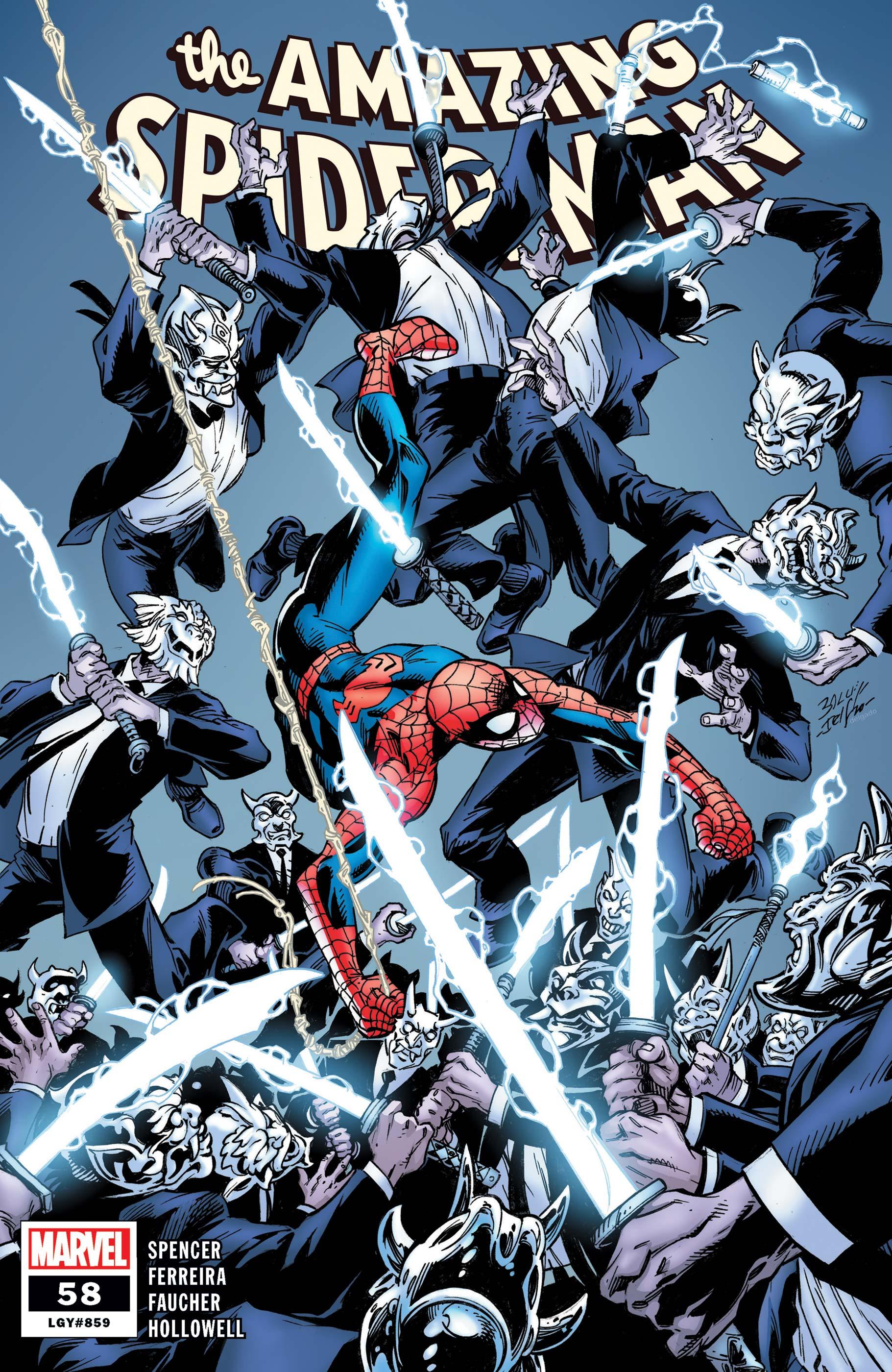 The Amazing Spider-Man (2018) #58
