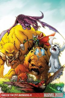 Tails of the Pet Avengers (2009) #1