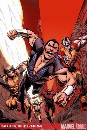 Dark Reign: The List - X-Men (2009)