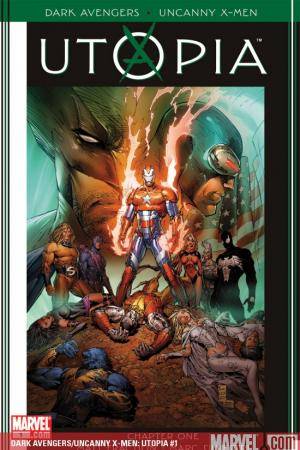 Dark Avengers/Uncanny X-Men: Utopia (2009) #1