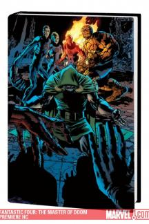 Fantastic Four: The Master of Doom (Hardcover)