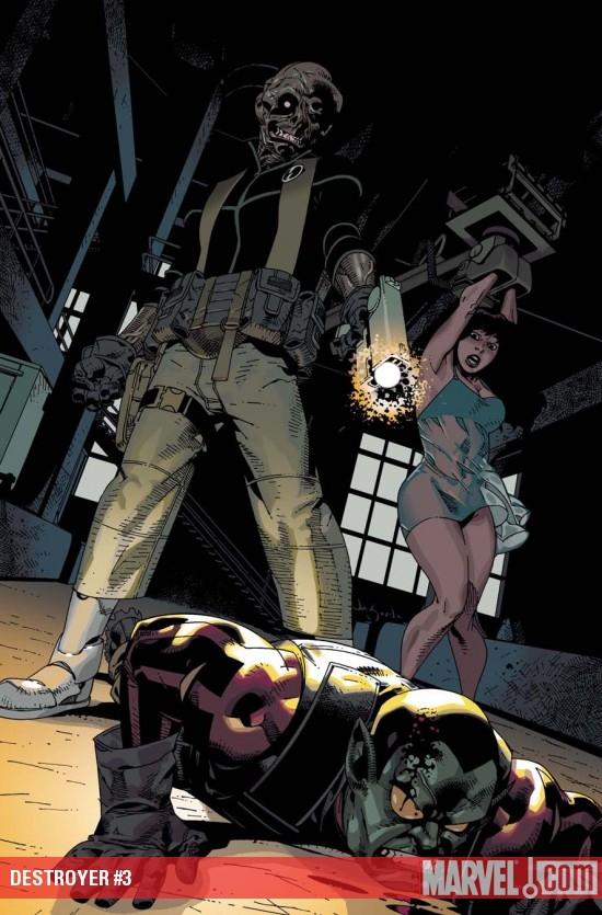 Destroyer (2009) #3