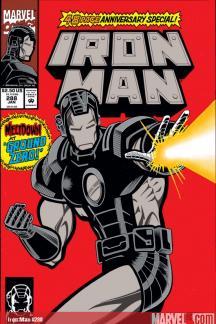 Iron Man #288