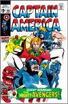 CAPTAIN AMERICA #116 COVER