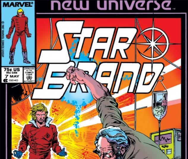 STAR BRAND #7