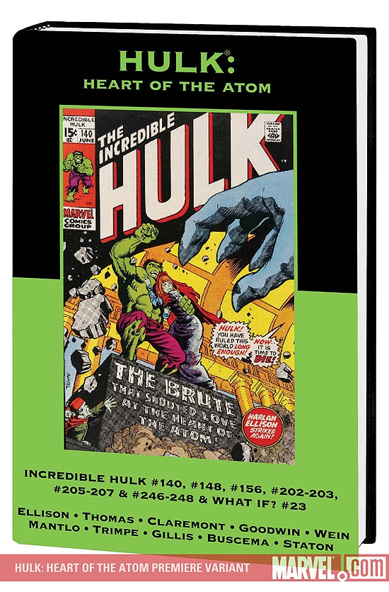 Hulk: Heart of the Atom (Hardcover)